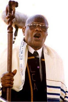 A la découverte des Lemba, les Juifs du Zimbabwe…