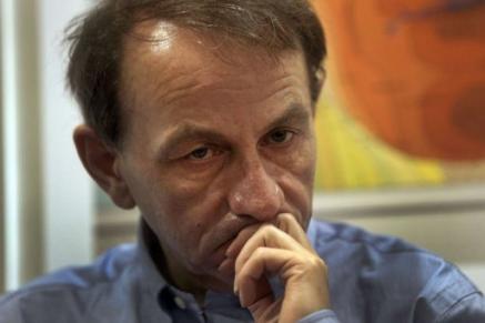 Michel Houellebecq assume à Tel-Aviv son image de «pro-israélien»