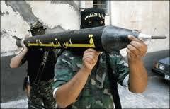Vidéo : missile Grad sur Ashdod, Israël