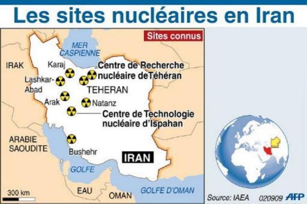Des dissidents iraniens révèlent les dessous du programme iranien
