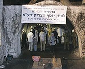 Ils voulaient prier sur le tombeau de Joseph : un mort et quatre blessés à Naplouse