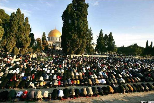 Vidéo: l'esplanade des Mosquées à Jérusalem n'a aucune valeur religieuse pour les musulmans, la preuve !