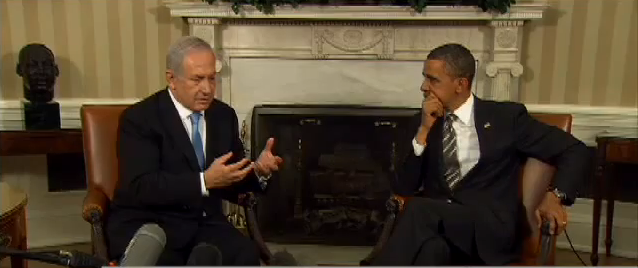 Netanyahu refuse de mettre en danger Israël pour les beaux yeux d'Obama –  [Vidéo]