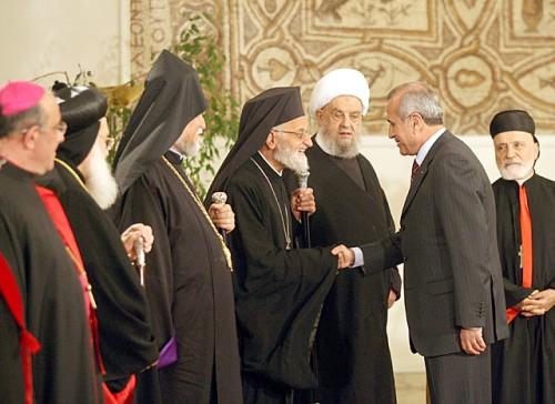 Le sort des chrétiens d'Orient inquiète l'Eglise