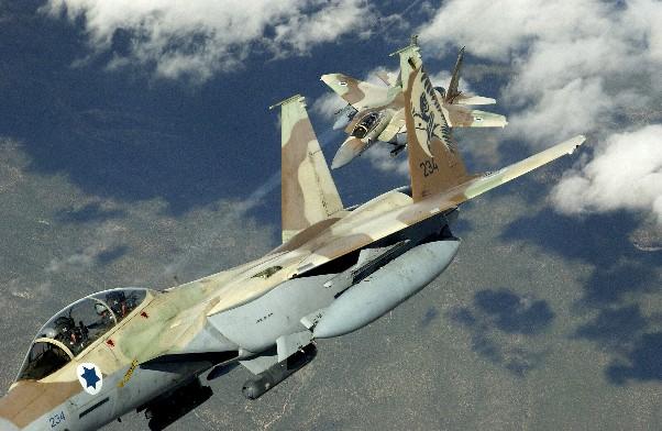 Israël : les F-15 israéliens ne participeront pas aux exercices tactiques multinationaux RED FLAG-Alaska