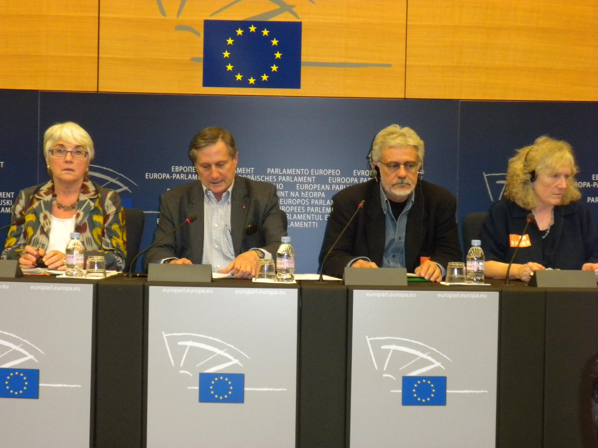 Les eurodéputés soutiennent la Flottille pour Gaza