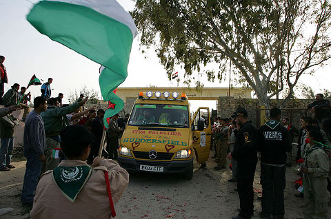 Le Caire ouvre le passage de Rafah et s'apprête à stopper toute fourniture de gaz à Israël