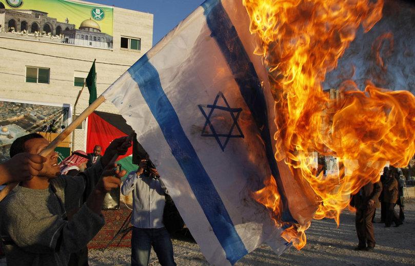 Message et Avertissement clairs pour tous: Les arabes veulent la destruction d'Israël !