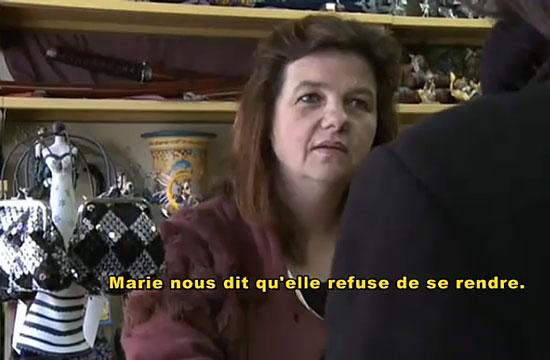 Marie Neige Sardin : Une femme française debout ! par Jean-Marc Desanti