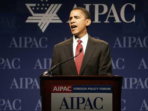Vidéos: Obama nuance ses propos devant l'AIPAC