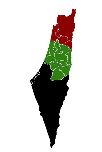 Voici la vision de la future Palestine selon l'Autorité Palestinienne, Israël n'existera plus !