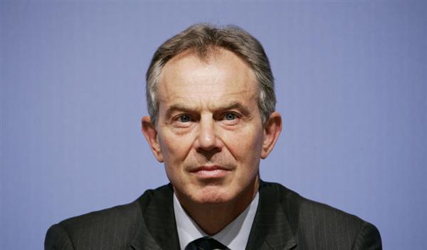 Tony Blair inquiet de l'avenir d'Israël