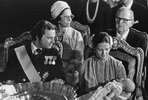 La famille royale suédoise était liée avec les nazis