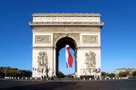 Le lundi 16 Mai la Hatikvah sous l'Arc de Triomphe, venez nombreux!