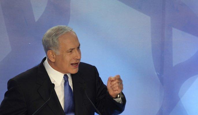 Vous avez raison, M. Netanyahou