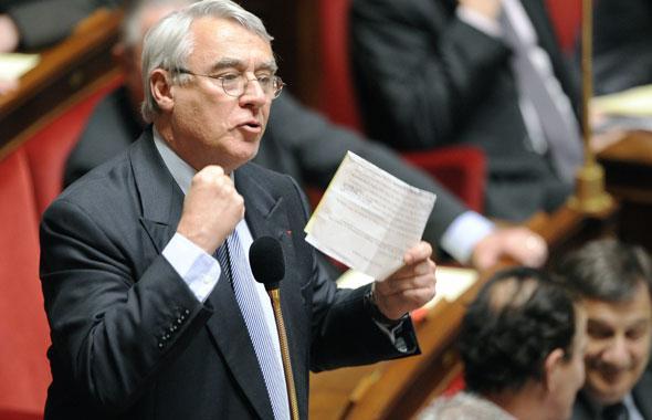 Claude GOASGUEN: «L'ONU ne doit pas faire le mauvais choix»