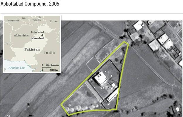 """JSSNews: Ben Laden a construit sa maison sur le """"Territoire d'Israël"""" !"""