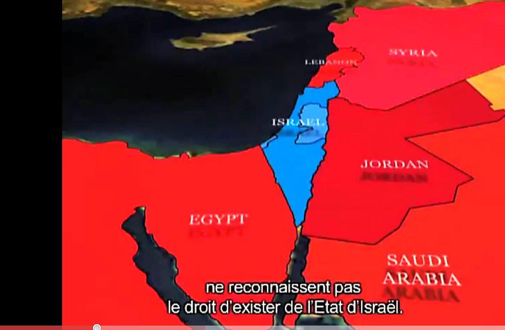 Vidéo : le conflit au Moyen-Orient