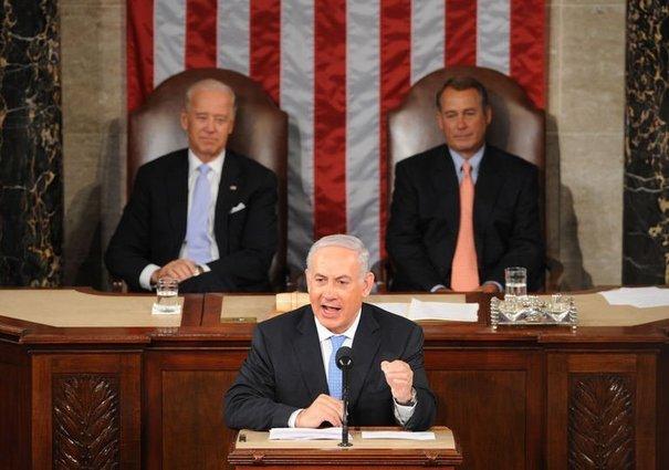 Intégralité du discours de Netanyahou devant le Congrès US