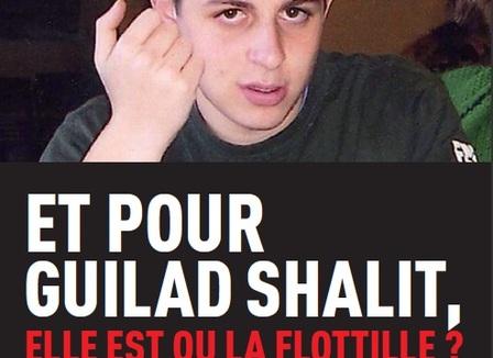 Le Hamas met en garde la population de Gaza de ne pas transmettre d'information sur Guilad Shalit