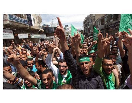 Encore 124 millions offerts par l'Europe aux Palestiniens