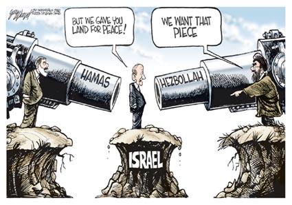Pour les Palestiniens, B. Netanyahou a prononcé »une déclaration de guerre»