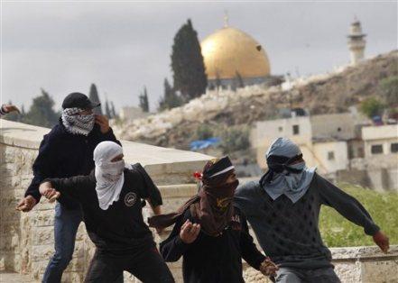 Vidéos: Emeutes à Jérusalem et en Judée-Samarie