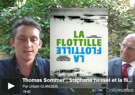 Thomas Sommer ou comment faire du fric sur la «cause palestinienne»…