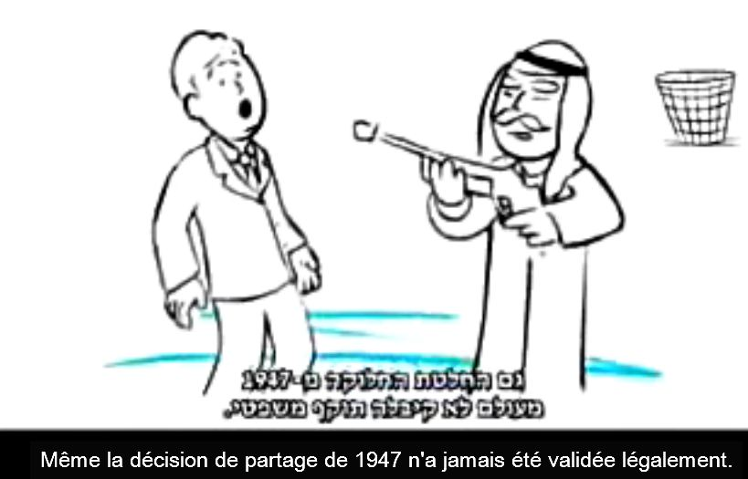 Vidéo – A qui appartiennent les territoires ?  Aschkel et David Goldstein
