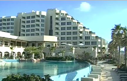 Gaza-Plaza: reportage vidéo sur le dernier hôtel 5 étoiles de Gaza