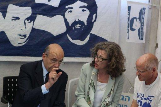 Juppé rencontre les parents du terroriste franco-palestinien