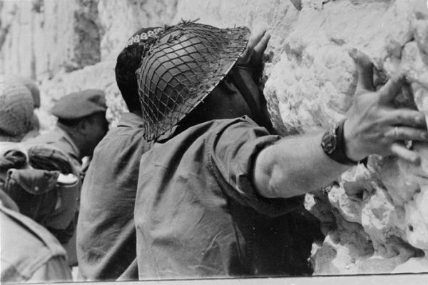 """Vidéos: la libération de Jérusalem – texte """"Jérusalem l'irremplaçable"""""""