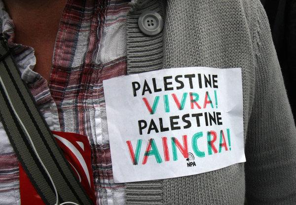 Vidéo – Pourquoi je ne soutiens pas la «Cause palestinienne»!