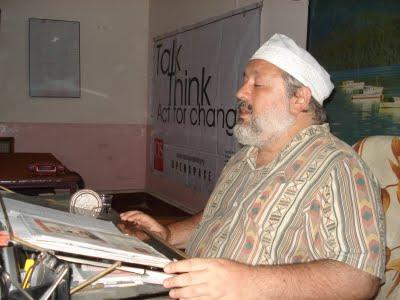 Exceptionnel: Ma prière pour le peuple juif par le Sheikh Abdel Hadi Palazzi