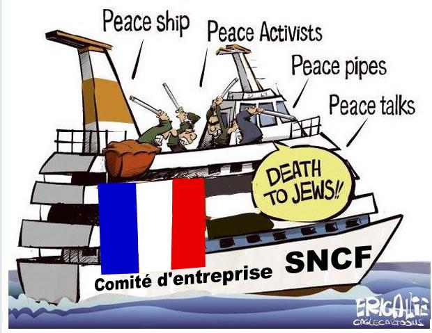 Un bateau de soutien au Jihad et au terrorisme partira de Marseille : le gouvernement français consent – par Guy Millière