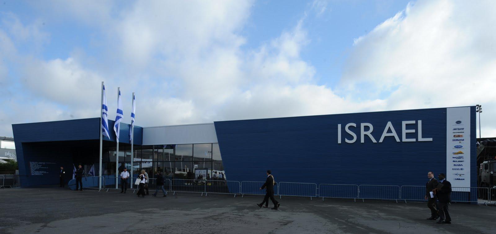 Salon du Bourget: bienvenue au pavillon Israélien – par Yaron Gamburg