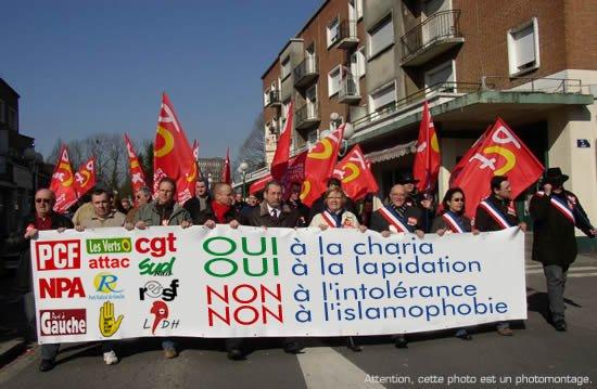 Je ne suis pas d'accord pour que mes cotisations syndicales financent « Un bateau français pour Gaza »
