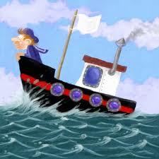 Il était un… petit navire ! Par Rachel Franco