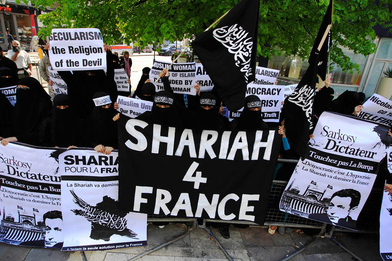 France: la nouvelle extrême droite antisémite, l'islam ?