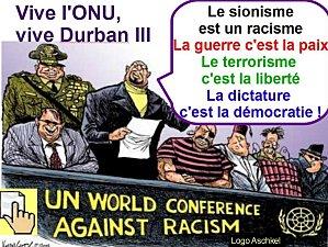 Vidéo: DURBAN – Comprendre  le parti-pris de l'ONU contre Israël