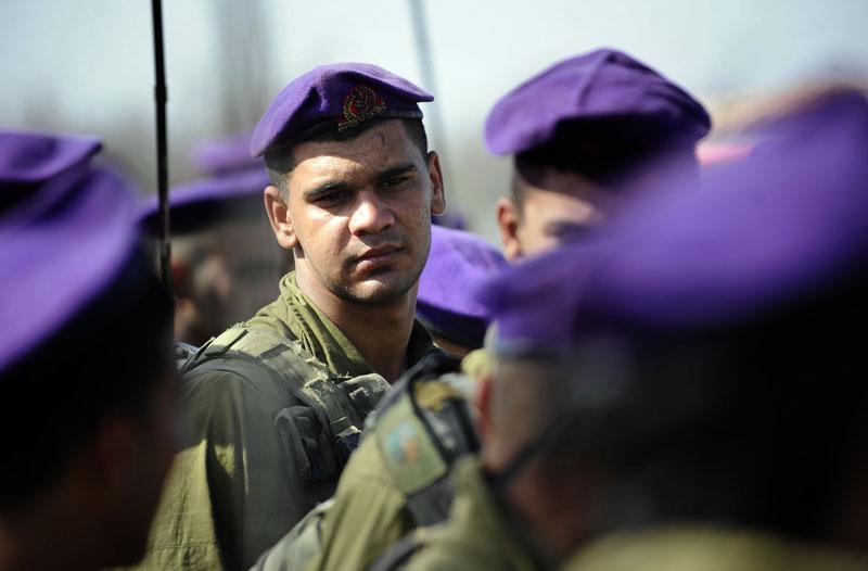 Tsahal intègre de plus en plus de soldats issus des minorités