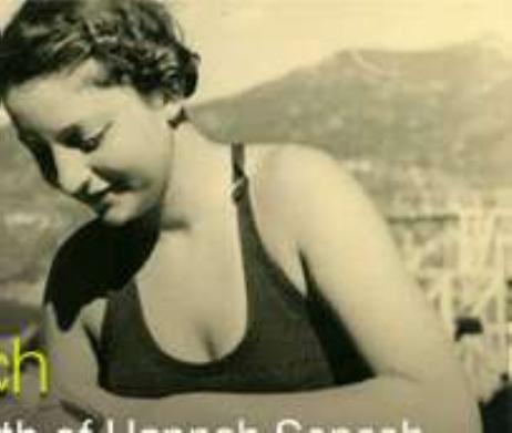 Hanna Szenes (1921-1944) : Retour sur l'histoire de la parachutiste qui a lutté contre le nazisme