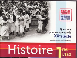 Lettre à l'attention de Mmes et Mrs les Professeurs d'Histoire Par Alain Rubin