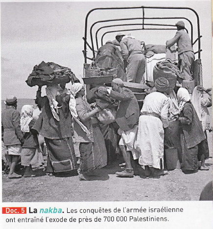 La Nakba de Rue89 par Victor Perez