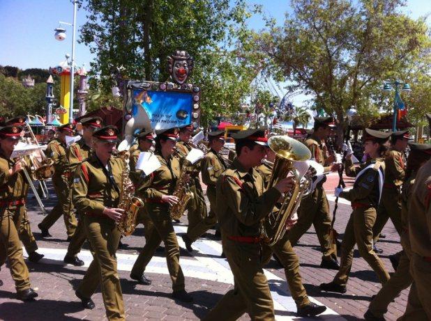 Le Glee Club de Tsahal : L'Orchestre de l'Armée Israélienne
