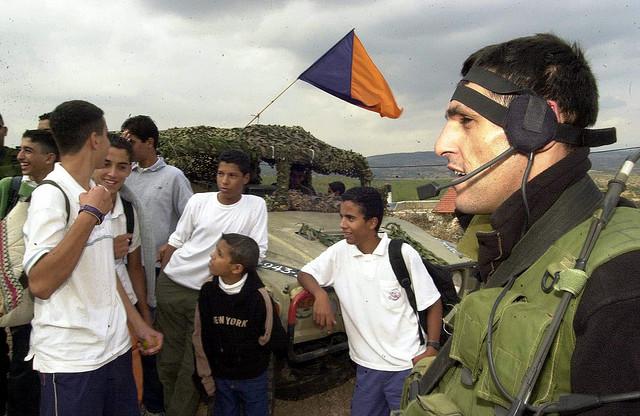 Dans l'Armée Israélienne aussi des soldats observent le jeûne du Ramadan