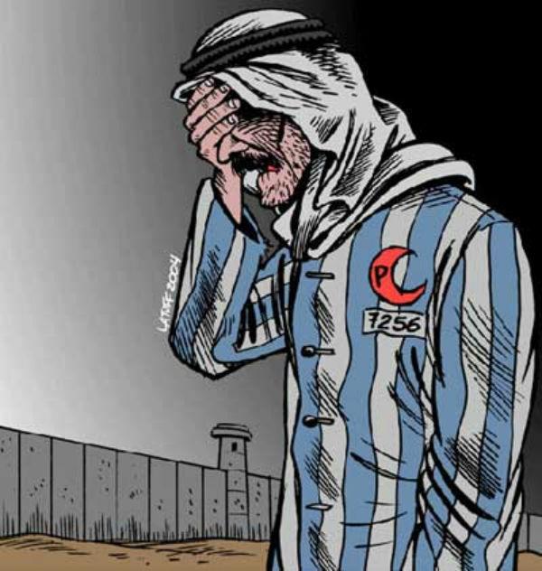 Un caricaturiste antisémite inspire des rébellions arabes