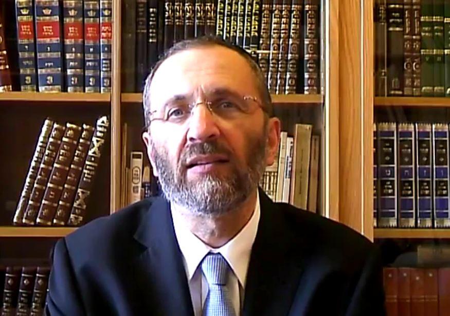Ignobles menaces contre le Grand Rabbin de France Gilles Bernheim