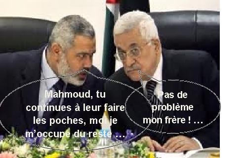 L'Autorité palestinienne incapable de fonctionner sans être assistée
