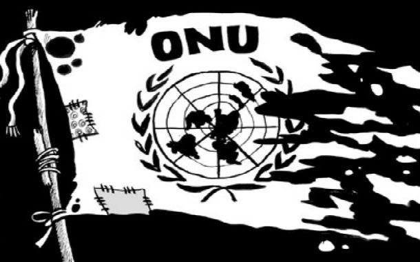 ONU: Un Etat palestinien qui verrait le jour serait une récompense à la violence et au terrorisme. 4 Réactions.